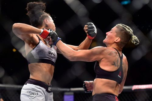 UFC reschedules Luana Carolina vs. Ariane Lipski for June 13 event