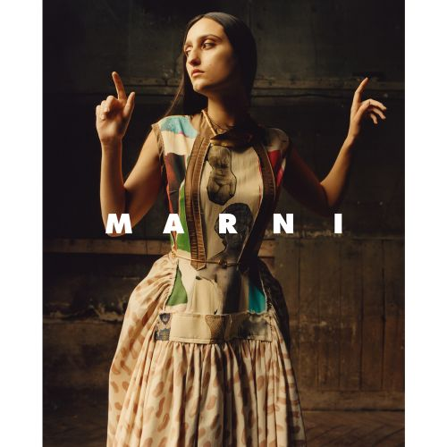 Marni's Campaign For SS19 Celebrates The Artist's Atelier