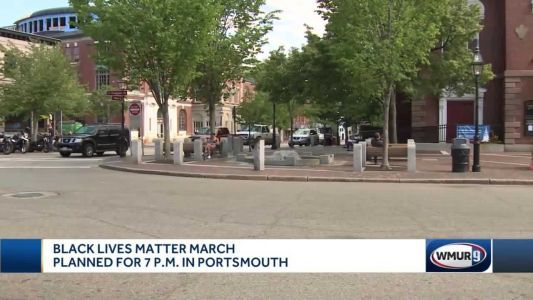 Black Lives Matter protest planned for Portsmouth