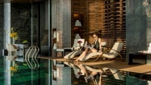 Get the Luxury Treatment in Style at FLARE Spa at Four Seasons hotel Pudong, Shanghai