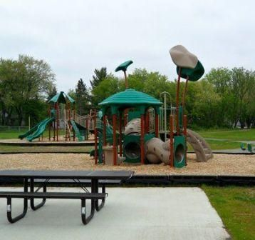 Salem Parks introduces outdoor fitness zone