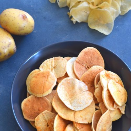 Sun-Dried Potato Chips