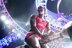 Olympic, professional boxing champ Shields wins MMA debut