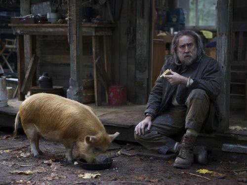 All About 'Pig': the Nicolas Cage Movie About Truffles, Chefs, and a Stolen Pig