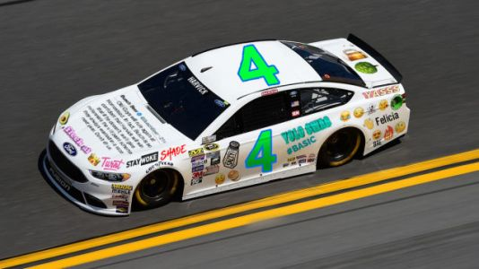 The 'Millennial-Inspired' NASCAR Race Car Needs Suggestions