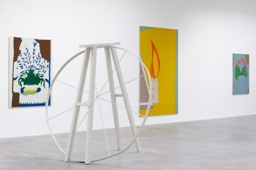 Gary Hume & Francis Upritchard's Sensational Works to Take Over Museum Dhondt-Dhaenens