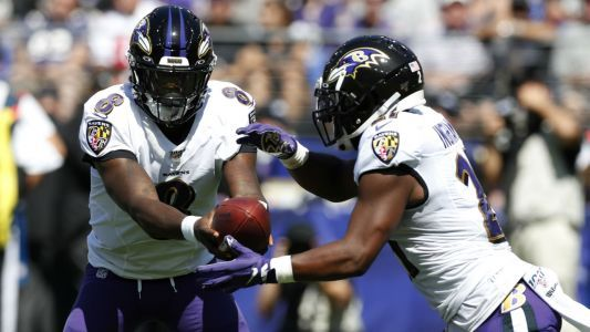 NFL picks straight up for Week 7: Ravens outrun Seahawks; Bears stop Saints; Rams rebound