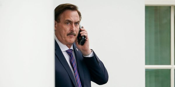 MyPillow CEO Mike Lindell falsely claims Trump will be 'our real president' in 6 months