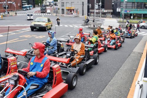 Japan's 'Mario Kart' Attraction Continues Despite Nintendo's Lawsuit