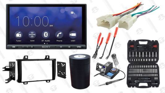 Everything You Need to Upgrade Your Car's Stereo Head Unit