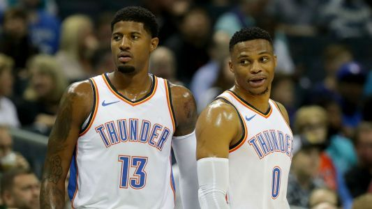 The Thunder have all the draft picks after trading Russell Westbrook, Paul George