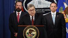 Attorney General William Barr Goes To Bat For Trump Ahead Of Mueller Report Release