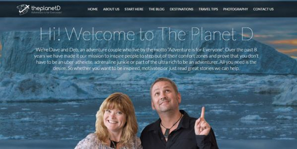 Acclaimed Adventure Travel Bloggers Dave Bouskill and Debra Corbeil Headline May 2021 Canada Chapter Meeting