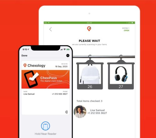 Chexology Launches ChexPass, the Digital Claim Ticket for Apple Wallet and Google Pay