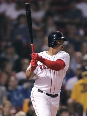 Devers hits solo shot, drives in 4; Red Sox beat Jays 5-4