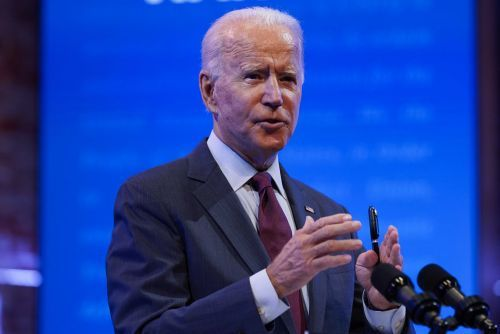 Joe Biden to Democrats: Focus on health care, not Supreme Court expansion