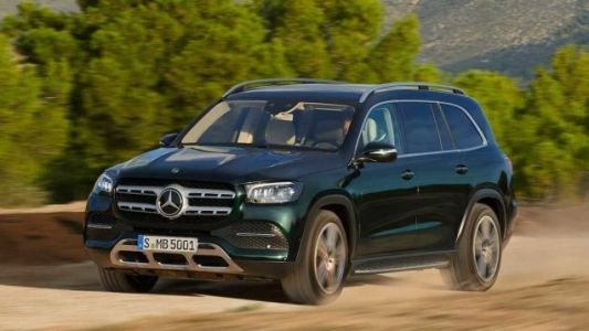 The 2020 Mercedes-Benz GLS Has One Incredible Feature: Car Wash Mode