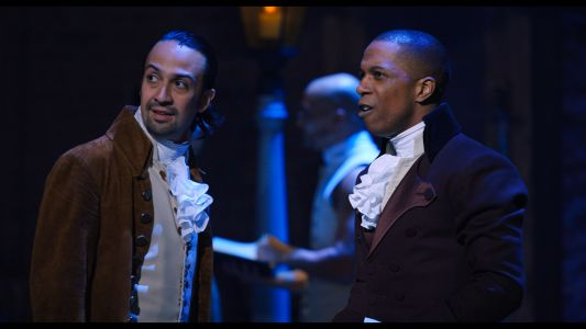 Broadway's 'Hamilton' lands on Disney+ with power, magic intact