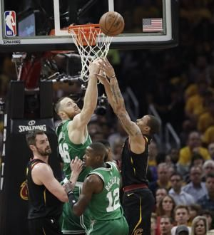 No contest: LeBron, Cavs pound Celtics early in Game 3 rout