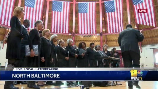 Celebrations, volunteerism underway for Martin Luther King Jr. Day in Baltimore