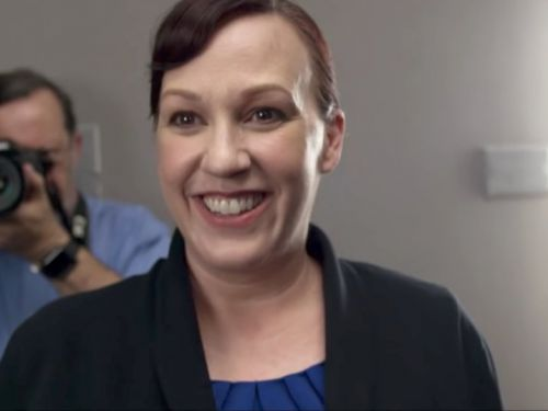 This ad for a Texas woman running for Congress is a must-see