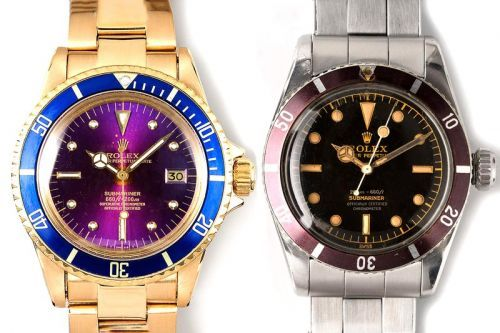 A Beginner's Guide to Some of Rolex's Most Intriguing Submariner Variants Pt. 1