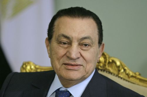 Egypt state TV: Ex-President Mubarak has died at 91