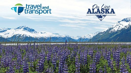 On Line Alaska with Travel and Transport