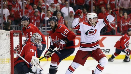 NHL playoffs 2019: 3 takeaways from Hurricanes' dramatic Game 7 double-OT win over Capitals