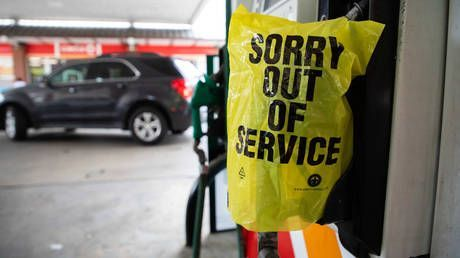 US fuel shortage 'NIGHTMARE' a direct consequence of terrible policy decisions - analyst
