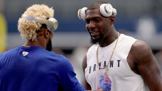 Dez Bryant: Playing with Giants, Odell Beckham Jr. would be 'crazy'
