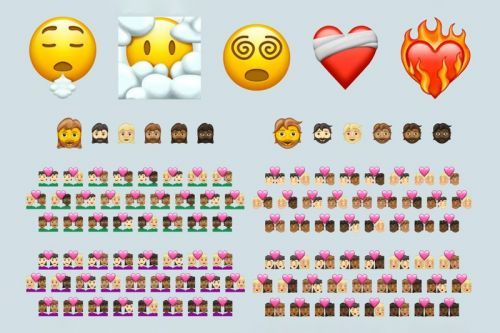 Latest Emoji Update Brings 200 New Skin Tones to Couples Icons