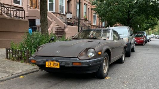 This Datsun 280ZX Is A Bed-Stuy Survivor