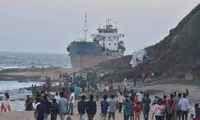 Vizag is set to alter an abandoned cargo ship into a floating restaurant