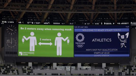 Japan Aims To Convince A Wary Public The Olympics Will Be Safe