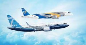Boeing Embraer - Defense Joint Venture to Develop New Markets for the C-390 Millennium