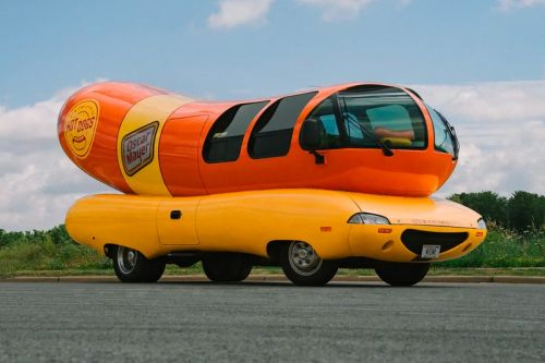 Relish in Hot Dog Amenities at This Oscar Mayer Weinermobile Airbnb Listing