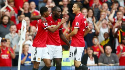 Mourinho: Confidence the key for revitalised Manchester United