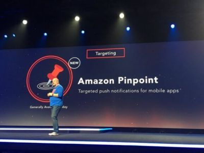 AWS launches Amazon Pinpoint mobile analytics service