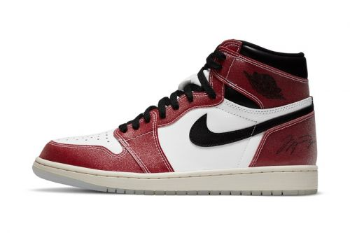 Official Images of the Trophy Room x Air Jordan 1