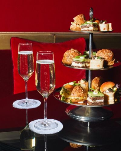 Celebrate Spring With a Boozy Afternoon Tea at TY Bar at Four Seasons Hotel New York