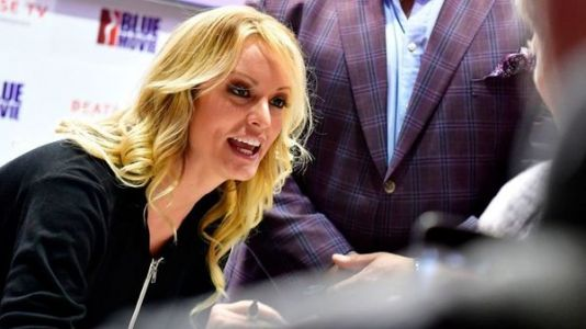Stormy Daniels Ordered To Pay Trump $293,000 In Fees In Defamation Lawsuit