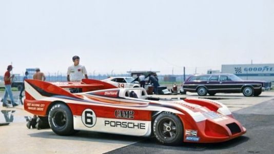 Now That Porsche's Retired LMP1 Car Owns TheNürburgring Lap Record, It Needs to Go to Talladega