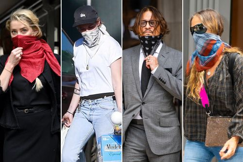 Stars love sexy bandana styes: Are they hot but useless as face masks?
