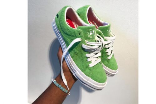 A 'Grinch'-Inspired GOLF le FLEUR* x Converse Collab Is Coming