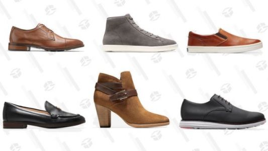 Take Up To 70% Off A New Pair Of Shoes From Cole Haan During Their Autumn Savings Sale