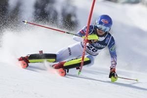 Ski racer Shiffrin eyes 5-event Olympics after 3 last time