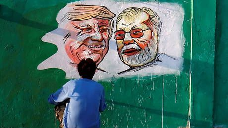 Trump to confront Modi on 'religious freedoms', Kashmir, tariffs & other US 'concerns' during India visit