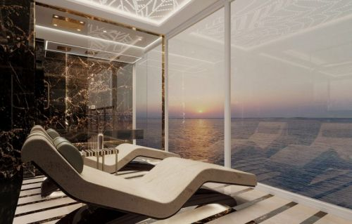 The World's Newest and Most Exclusive Suite On Board Seven Seas Splendor