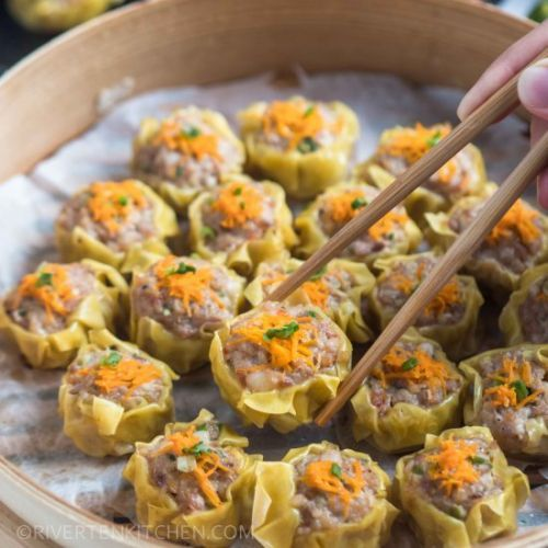 How to make Shumai